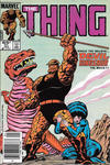 Cover for The Thing (Marvel, 1983 series) #31 [Newsstand]