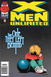 Cover for X-Men Unlimited (Marvel, 1993 series) #14 [Newsstand]