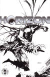 Cover for Horizon (Image, 2016 series) #11 [Spawn Month Black and White Variant - Juan Gedeon]