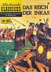 Cover for Illustrierte Klassiker [Classics Illustrated] (Norbert Hethke Verlag, 1991 series) #163 - Das Reich der Inkas