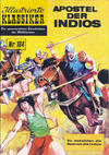 Cover for Illustrierte Klassiker [Classics Illustrated] (Norbert Hethke Verlag, 1991 series) #164 - Apostel der Indios