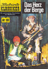 Cover for Illustrierte Klassiker [Classics Illustrated] (Norbert Hethke Verlag, 1991 series) #165 - Das Herz der Berge