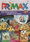 Cover for Primax (Volksbanken und Raiffeisenbanken, 2007 series) #4/2008