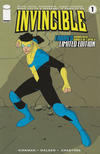 Cover for Invincible (Image, 2003 series) #1 [Larry's Wonderful World of Comics Exclusive]