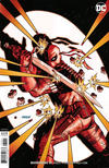 Cover Thumbnail for Deathstroke (2016 series) #39 [Dave Johnson Cover]