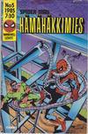 Cover for Hämähäkkimies (Semic, 1980 series) #5/1985