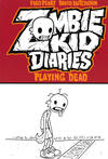 Cover for Zombie Kid Diaries: Playing Dead (Antarctic Press, 2012 series)
