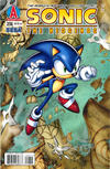 Cover for Sonic the Hedgehog (Archie, 1993 series) #206