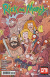 Cover for Rick and Morty (Oni Press, 2015 series) #45 [Cover A]