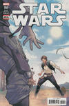 Cover for Star Wars (Marvel, 2015 series) #59 [Jamal Campbell]