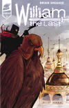 Cover for William the Last (Antarctic Press, 2018 series) #3