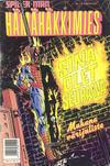 Cover for Hämähäkkimies (Semic, 1980 series) #1/1989