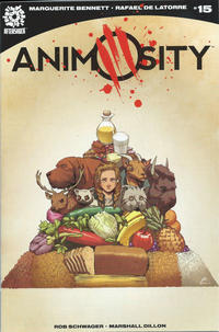Cover Thumbnail for Animosity (AfterShock, 2016 series) #15