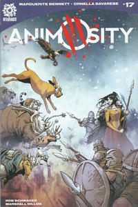 Cover Thumbnail for Animosity (AfterShock, 2016 series) #17