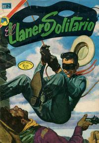 Cover Thumbnail for El Llanero Solitario (Editorial Novaro, 1953 series) #277