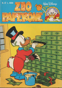 Cover Thumbnail for Zio Paperone (The Walt Disney Company Italia, 1990 series) #37