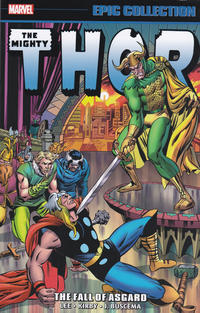 Cover Thumbnail for Thor Epic Collection (Marvel, 2013 series) #5 - The Fall of Asgard