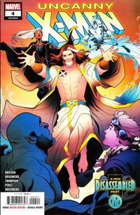 Cover Thumbnail for Uncanny X-Men (Marvel, 2019 series) #4 (623)
