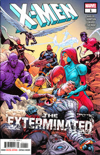 Cover Thumbnail for X-Men: Exterminated (Marvel, 2019 series) #1