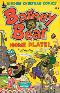 Cover Thumbnail for Barney Bear Home Plate (Fleming H. Revell Company, 1979 series)  [59 cent]