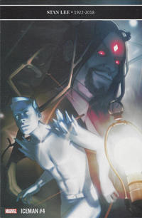 Cover Thumbnail for Iceman (Marvel, 2018 series) #4