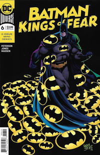 Cover Thumbnail for Batman: Kings of Fear (DC, 2018 series) #6