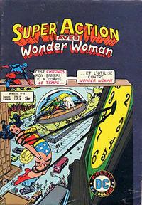 Cover Thumbnail for Super Action avec Wonder Woman (Arédit-Artima, 1979 series) #5