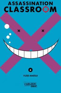 Cover Thumbnail for Assassination Classroom (Carlsen Comics [DE], 2014 series) #6