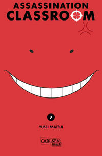 Cover Thumbnail for Assassination Classroom (Carlsen Comics [DE], 2014 series) #7