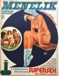 Cover Thumbnail for Menelik (Publistrip, 1971 series) #8