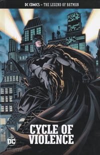 Cover Thumbnail for DC Comics - The Legend of Batman (Eaglemoss Publications, 2017 series) #28 - Cycle of Violence