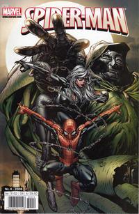 Cover Thumbnail for Spider-Man (Bladkompaniet / Schibsted, 2007 series) #4/2008