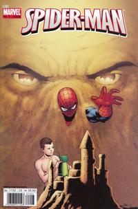 Cover Thumbnail for Spider-Man (Bladkompaniet / Schibsted, 2007 series) #3/2008