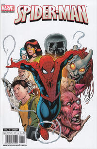 Cover Thumbnail for Spider-Man (Bladkompaniet / Schibsted, 2007 series) #1/2009