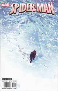 Cover Thumbnail for Spider-Man (Bladkompaniet / Schibsted, 2007 series) #12/2008