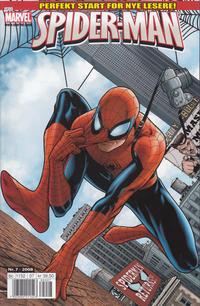 Cover Thumbnail for Spider-Man (Bladkompaniet / Schibsted, 2007 series) #7/2008