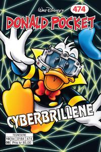 Cover Thumbnail for Donald Pocket (Hjemmet / Egmont, 1968 series) #474 - Cyberbrillene