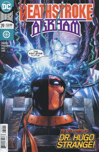 Cover Thumbnail for Deathstroke (DC, 2016 series) #39