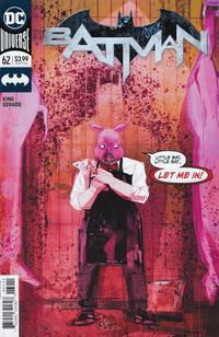 Cover Thumbnail for Batman (DC, 2016 series) #62
