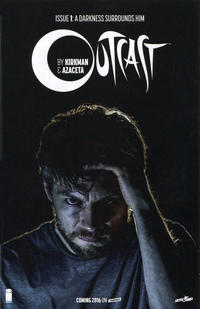 Cover Thumbnail for Outcast by Kirkman & Azaceta (Image, 2014 series) #1 [2015 SDCC Exclusive 5th Anniversary Photo Cover]