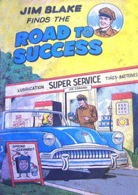 Cover Thumbnail for Jim Blake Finds the Road to Success (Dow Chemical, 1955 series)