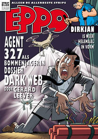 Cover Thumbnail for Eppo Stripblad (Don Lawrence Collection, 2009 series) #12/2018