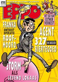 Cover Thumbnail for Eppo Stripblad (Uitgeverij L, 2018 series) #18/2018
