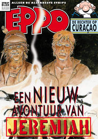 Cover Thumbnail for Eppo Stripblad (Don Lawrence Collection, 2009 series) #15/2018