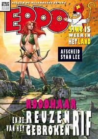 Cover Thumbnail for Eppo Stripblad (Uitgeverij L, 2018 series) #24/2018