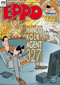 Cover Thumbnail for Eppo Stripblad (Uitgeverij L, 2018 series) #16/2018