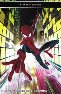 Cover Thumbnail for Friendly Neighborhood Spider-Man (Marvel, 2019 series) #1