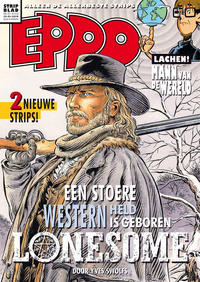 Cover Thumbnail for Eppo Stripblad (Don Lawrence Collection, 2009 series) #2/2018