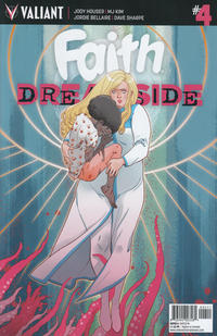Cover Thumbnail for Faith: Dreamside (Valiant Entertainment, 2018 series) #4 [Cover A - Marguerite Sauvage]