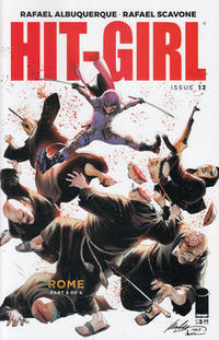 Cover Thumbnail for Hit-Girl (Image, 2018 series) #12 [Cover A]